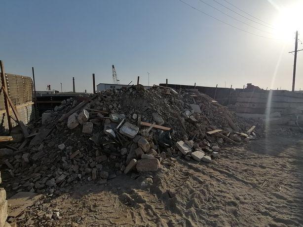 Строительные отходы Атырау