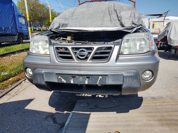 Nissan X-trail 2003 на части, десен волан