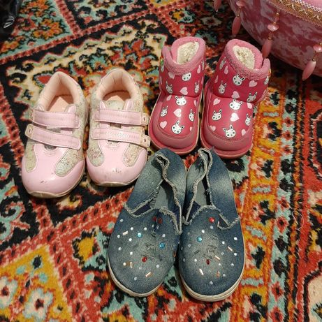 Отдам в даи детскую обувь