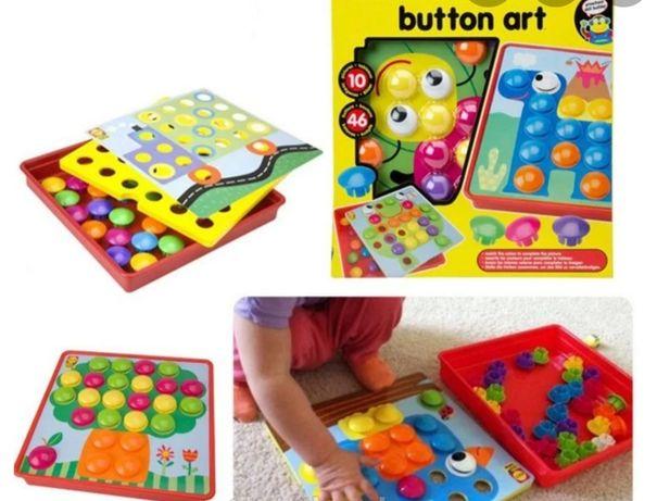 Развивающая мозайка достойная игрушка детям