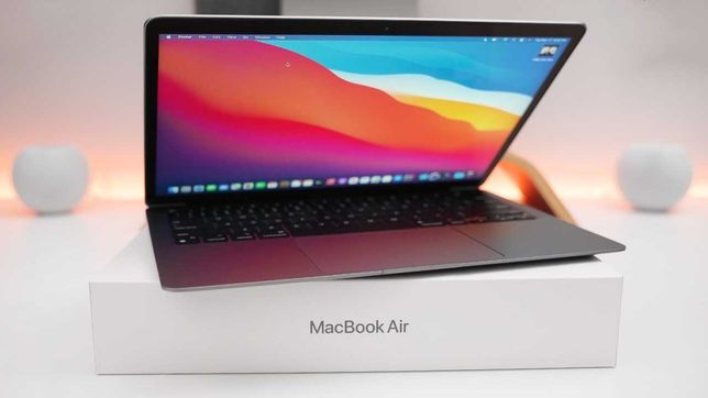 EAC macbook air m1 256 / макбук аир м1 256 гб