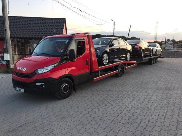 Transport auto Belgia -Olanda -Germania