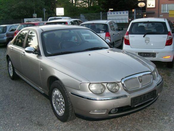 Rover 75 2.0 CDT 16v 116ps Ролвър 75 НА ЧАСТИ