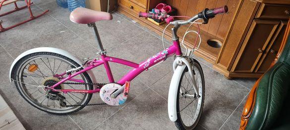 Велосипед за момичета 6-9 години