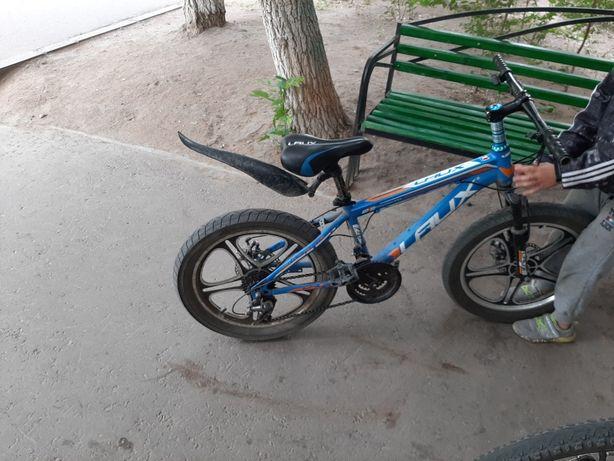 Велосипед лаукс