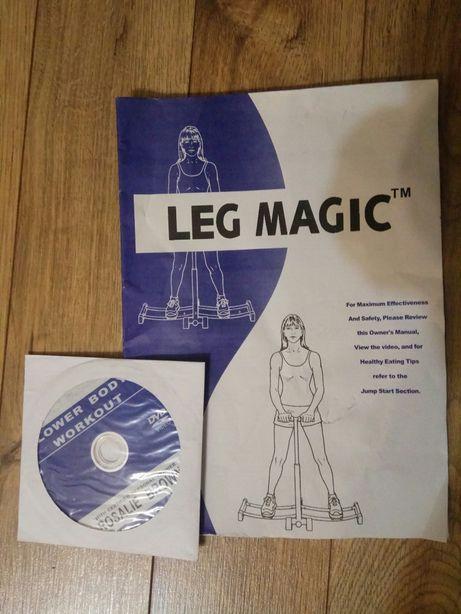 Инструкция LEG MAGIC