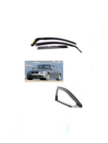 Ветробрани BMW 5 серия E60 (2004-2010)- 4/5 врати-  (4бр.)