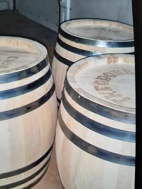 Butoaie de lemn stejar,salcam,dud