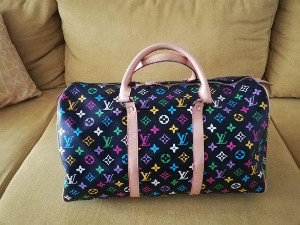 НОВА ЦЕНА! Louis Vuitton оригинална чанта