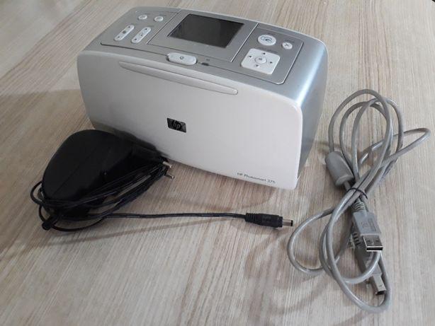 Продам струйный фотопринтер HP Photosmart 375 (без картриджа)