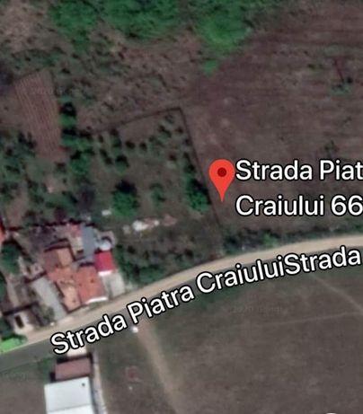 Vând teren str. Piatra Craiului