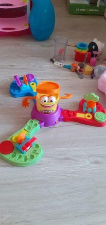 Play doh play-doh плей до плэй до пластилин игра