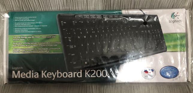 Продам клавиатуру Logitech