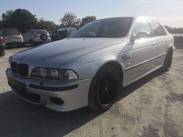 БМВ е39 3.0 дизел 193 к.с. / BMW E 39 530 d 193 hp M pack НА ЧАСТИ