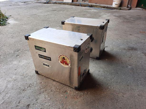 Side case moto universal