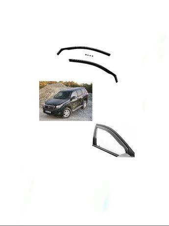 Ветробрани Toyota LAND CRUISER J150 (2009) -4/5 врати- (2бр.