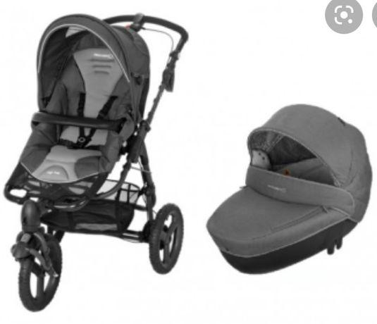 Детская коляска 3в1 bebe comfort