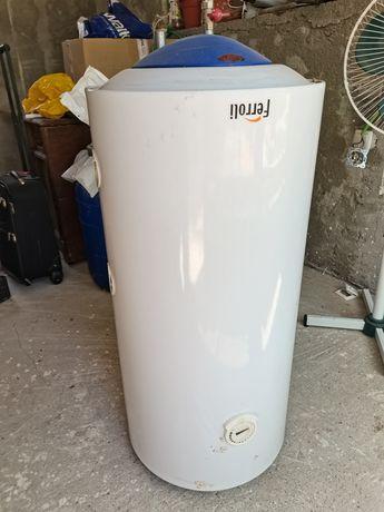 Boiler alb de 120l