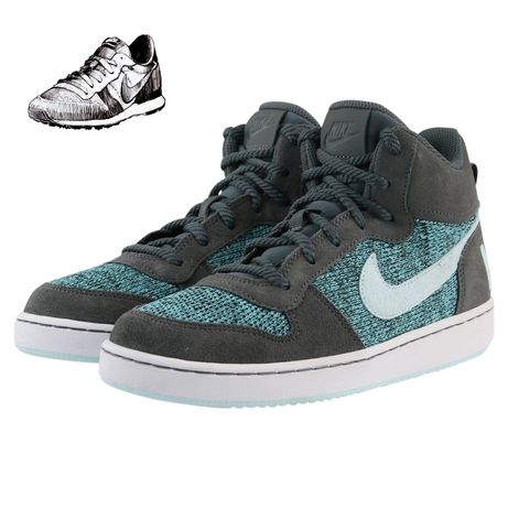 Nike Nr 37.5 si 38 Court Borough Mid Originali