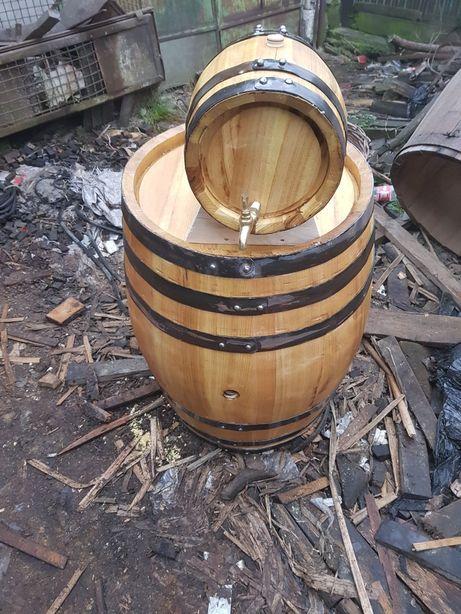 Butoaie lemn