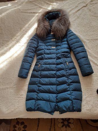 Зимняя верхняя одежда.