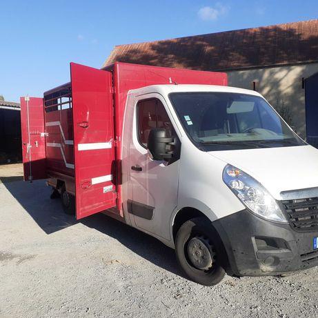Autoutilitară transport animale 3,5 tone