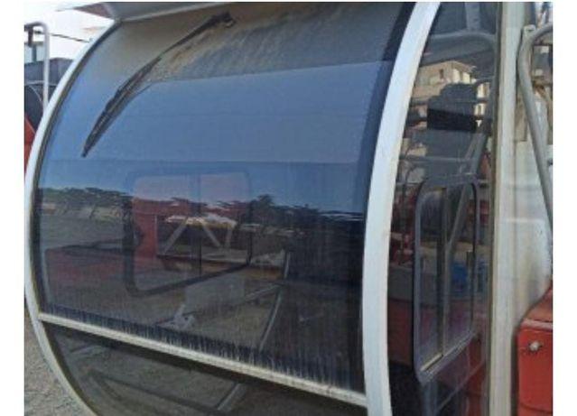 Башенный кран  производства Италия высота 68 м