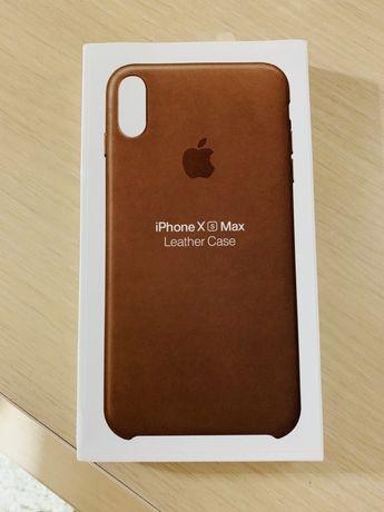 Husa din piele iphone xs max