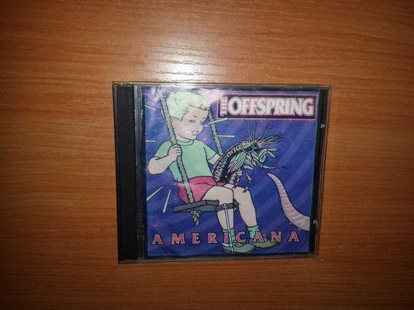 Продавам диск на Offspring - Americana