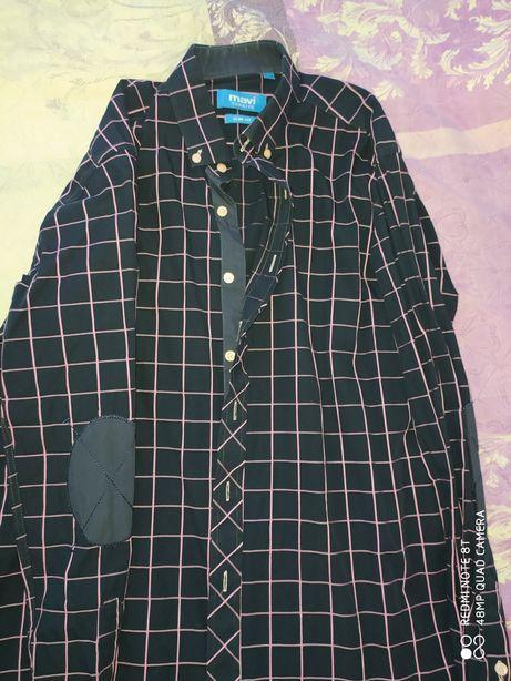 Рубашки мужские 46 размер