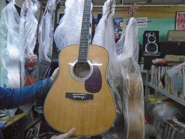 гитара акустическая 41р (новая)