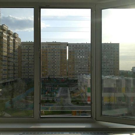 Прозрачные решетки. Прозрачная защита для детей на окна.