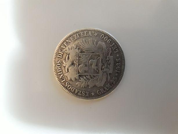 Vand moneda argint