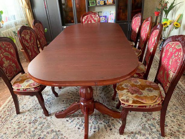 Стол гостевой со стульями
