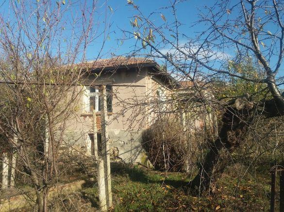 Две къщи в село Оряхово