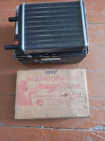 Продам радиатор отопления на газель