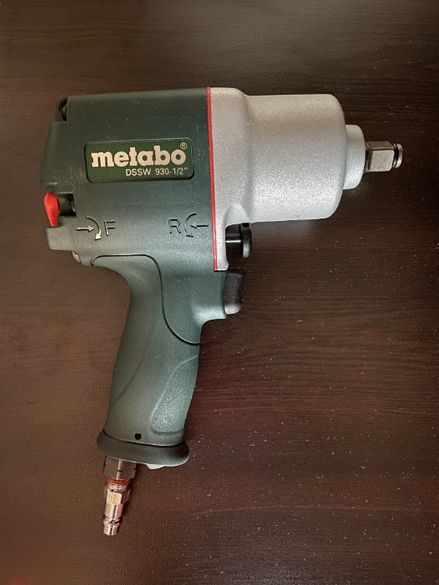 Ударен гайковерт Metabo DSSW 930-1/2