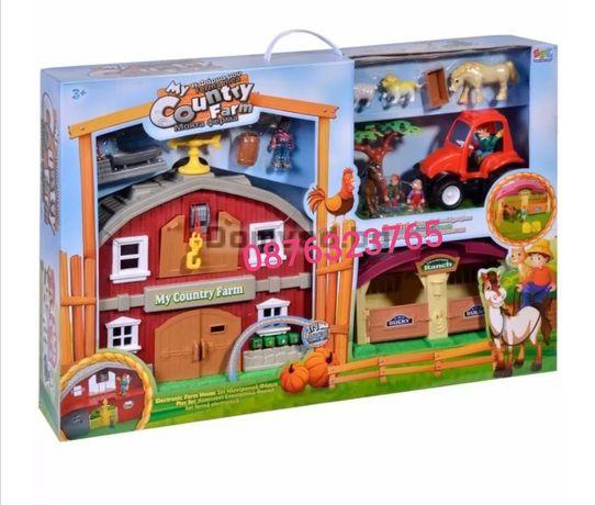 Електронна Ферма Детски играчки Детски комплект