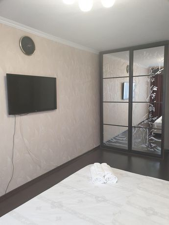 Сдаётся однокомнатная квартира на вартира рядом с Достык Плаза 75000