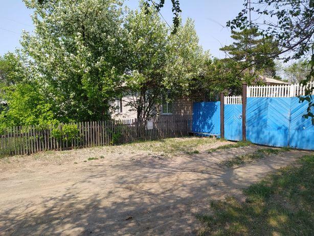Дом в селе Песчаное с мебелью