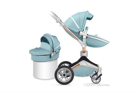 Бебешка количка hot mom