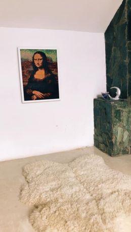 UNICAT !! Tablou Mona Lisa (Gioconda) hand made ! Oferta , URGENT !