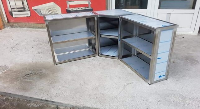 Dulapuri suspendate inox 750x300x700mm/Orice dimensiune sau model !