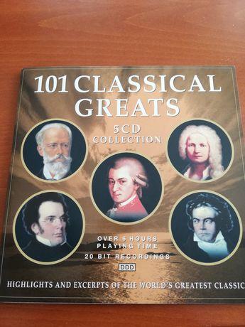 Уникална колекция 101 classical greats