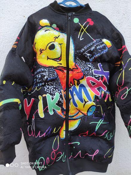 KikiMax Уникално дамско яке купувано от Djofra L раМер