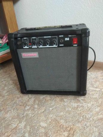 Комбоусилитель для гитары Scorpion G25
