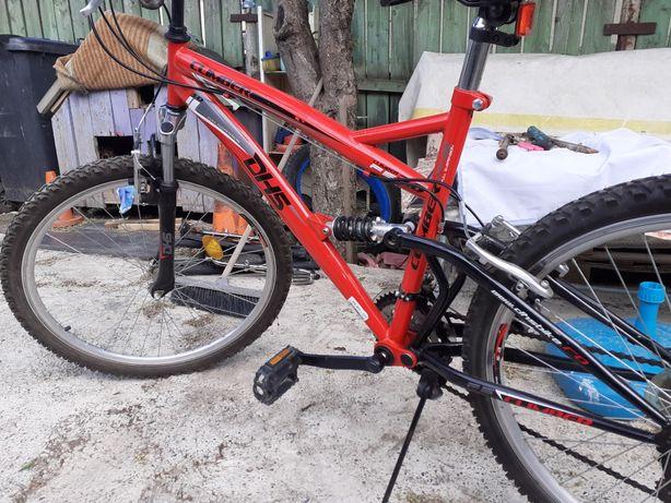Bicicleta suspensie