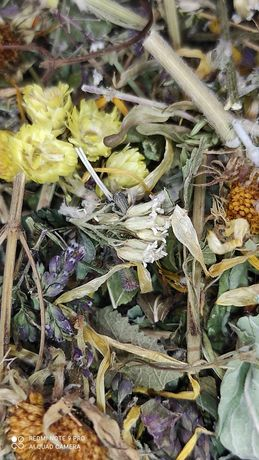 Травяной чай по Марве Огонян