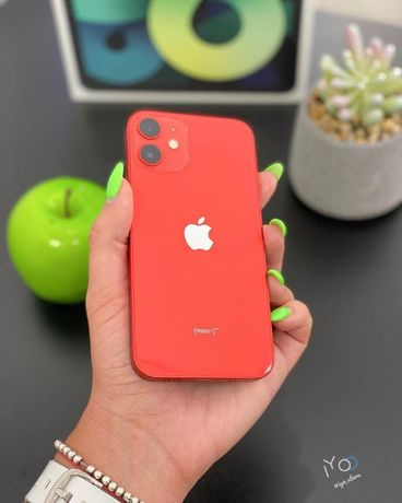 В РАССРОЧКУ Apple iPhone 12 128GB Red Красный цвет
