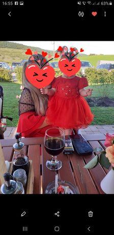 Rochiță fetițe pt 1 an